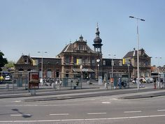 railway Station Delft (Netherlands)