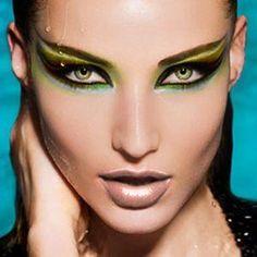 DIY Halloween Makeup / Halloween Makeup Ideas - Fereckels