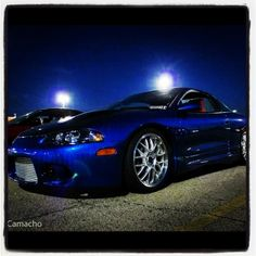 A 1996 Mitsubishi Eclipse on MobileAutoScene.com #mitsubishi #eclipse #dsm R Vinyl, Mitsubishi Eclipse, Dream Machine, Love Car, Gto, Beast Mode, My Ride, Google Safari, Automobile