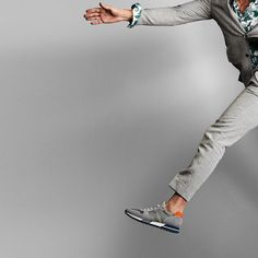 "642c034b6 Hogan on Instagram: ""Jumping for joy for the #HOGAN #SS19 men's #H383  #sneakers Advertising Campaign shot by Giovanni Gastel Discover  #HoganSneakers on…"""