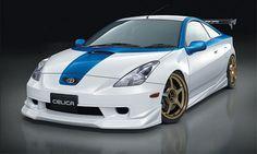 2000-2004 Toyota Celica Vizage Air Dam 3DR
