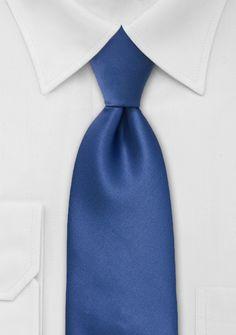 Kinder-Krawatte in blau