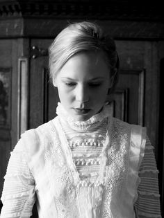 adelaide clemens - such beautiful clothes from Parade's End.