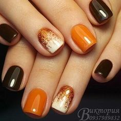 Summer Nail Designs That Will Make You Excited - NailGet - Get The Best Nai. - - Summer Nail Designs That Will Make You Excited - NailGet - Get The Best Nail Designs Fall Nail Art Designs, Toe Nail Designs, Cute Summer Nail Designs, Thanksgiving Nails, Thanksgiving Nail Designs, Autumn Nails, Nails Design Autumn, Halloween Nail Art, Nagel Gel