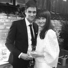 Mrs & Mr Holmia ❤️ Post wedding fiilistelyä Londonissa med @hannaholmia #janneloveshanna #etthem #stockholm #london #hannaholmia #happiness