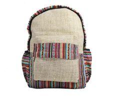 673d6192b86 Hemp made Light weight backpack for Multipurpose by Mato