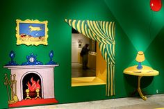 The ABC of It: Exhibit on Childrens Books at the NYPL | LISNews: