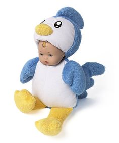 Love this Peekaboo Bluebird 10'' Doll by Madame Alexander on #zulily! #zulilyfinds