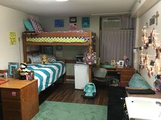 Dorm; University of Iowa
