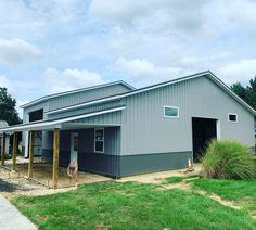 44x24 in Huron County. Huron County, Pole Barns, Warehouses