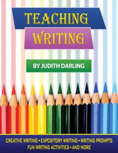 The Little Book On How To Really Teach Writing: Learn how to systematically and effectively teach creative writing to children, while reducing teacher paperwork and grading. $