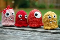 Image result for crochet amigurumi with variegated wool