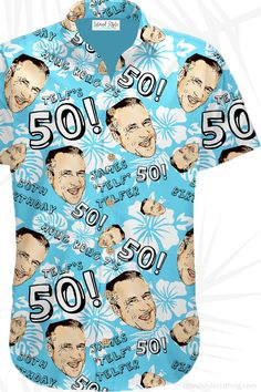 This shirt was designed for the birthday boy and his friends to wear to Hong Kong 7s rugby game. Your Birthday - Your design - Your Face - Your party - Your shirt. We create and supply custom designed shirts and shorts for your next group, family or corporate event.  #birthdayshirts #partyshirts #customshirts #customhawaiianshirts #corporateshirts #eventshirts #festivalshirts #uniforms #corporateshirts #customtshirts #customt-shirts #custom-shirts #hongkong7s