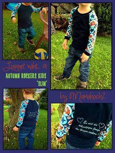 Autumn Rockers KIDS Größe 98-146 Freebook