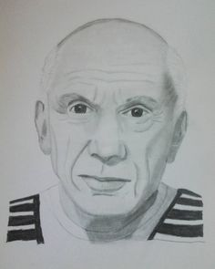 Picasso #sketch #artists #picasso