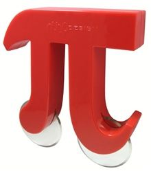Pizza Pi Cutter College dorm room accessory…for the math or engineering major