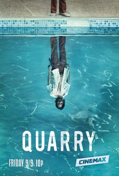Quarry Trailer: Cinemax's New Crime Drama Premieres This September   IndieWire