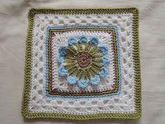 Ravelry: September Flower pattern by Jessica Phillips Tutorial