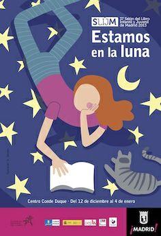 Recuerda, mañana en Conde Duque comienza el Salón del Libro Infantil y Juvenil de Madrid