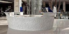 El nuevo Morocco Mall - Una antología de aplicaciones de Corian® en una perla arquitectónica