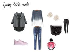 """Sping 2016 outfit"" by netstylistka on Polyvore featuring moda, Ragdoll, Opening Ceremony i Cara"