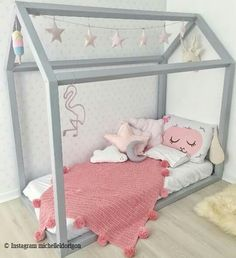 So Sweet And Cozy⭐️Via   Home Decor For Kids And Interior Design Ideas For  Children, Toddler Room Ideas For Boys And Girls