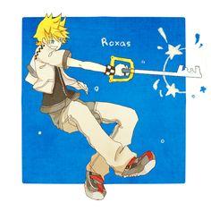 Kingdom Hearts, Roxas, Organization XIII, Kingdom Hearts 2