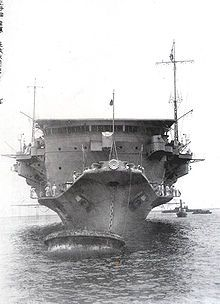 Japanese aircraft carrier Ryūjō