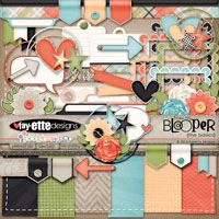 Pardon My Blooper - The Basics by Fayette Designs