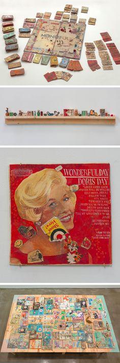 Classic American Ephemera Recreated in Clay by Artist Kristen Morgin