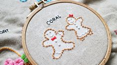 Coral Stitch Hand Embroidery Tutorial Hand Embroidery Tutorial, Coin Purse, Coral, Stitch, Purses, Handbags, Full Stop, Purse, Bags