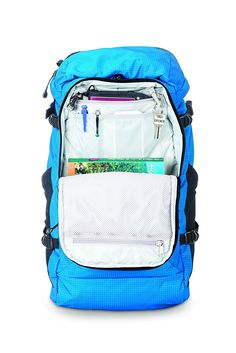 Pacsafe Venturesafe AntiTheft Adventure Backpack Hawaiian Blue * You can find more details by visiting the image link. (This is an affiliate link) Hiking Backpack, Backpack Bags, Blue Hawaiian, Backpacks For Sale, Travel Accessories, Outdoor Activities, Adventure, Camping Bags, Wire Mesh