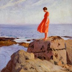 Dame Laura Knight an artist in the traditional sense who embraced English Impressionism. She was an official designated war artist at the Nuremberg Trials. English Artists, British Artists, Illustration, Art For Art Sake, Your Paintings, Female Art, Knight, Art Gallery, Images