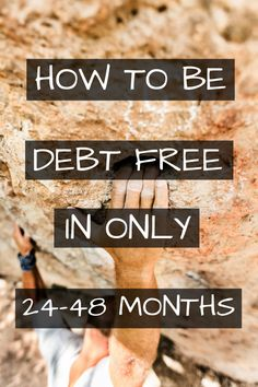 How to Be Debt Free in Months Millions of Americans are drowning in debt. Read moreHow to Be Debt Free in Months Ways To Save Money, Money Tips, Money Saving Tips, Savings Challenge, Money Saving Challenge, Savings Plan, Budgeting Finances, Budgeting Tips, Planning Budget