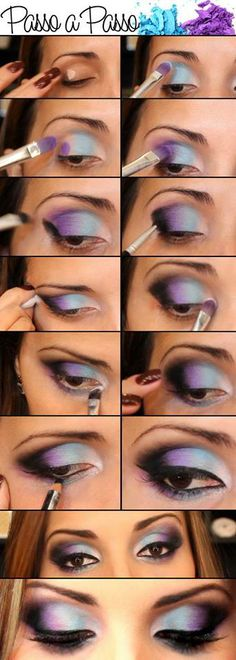 Love the colors of the eyeshadow!!!❤️❤️❤️