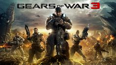 Gears of War 3 PC Download! Free Download Action Shooting Adventure and Third Person Shooter Video Game! http://www.videogamesnest.com/2015/09/gears-of-war-3-pc-download.html #games #videogames #pcgames #gaming #gearsofwar #pcgaming #action