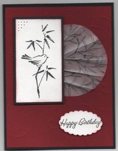 Asian birthday by leanscrapper - Cards and Paper Crafts at Splitcoaststampers