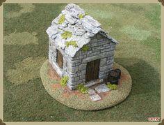 Forts, Paper Models, War Machine, Warhammer 40k, Modeling, Buildings, Scenery, Birthdays, Miniatures