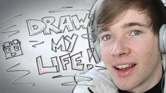 Draw My Life - TheDiamondMinecart | 1,000,000 Subscriber Special