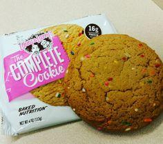 Delicious....that is all  #completecookie #lennyandlarrys #birthdaycakecookie #delicious #thatisall #vitaminshoppe by hellokittypumpkinrn