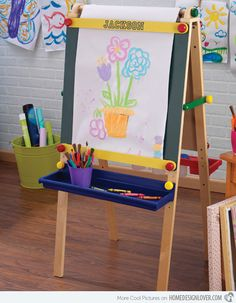 20 Kids Art Easels For Future Da Vincis