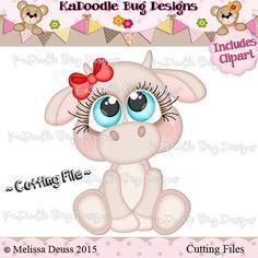 Cutie KaToodles - Goat
