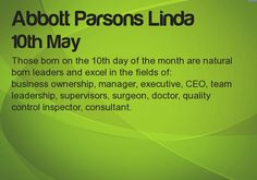 What your Birthday says about your career? Find at http://apps.funboxme.com/birthday_say_about_career