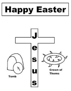 church house collection blog: easter jesus resurrection coloring ... - Jesus Resurrection Coloring Pages