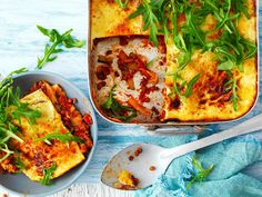 """This delicious vegetarian lasagne recipe from [The Australian Women's Weekly's 'Diabetes: Food For Life'](https://www.magshop.com.au/the-australian-womens-weekly-diabetes-food-for-life