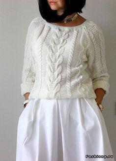 Елена Кузьмина - Knit and style. Часть 2 / блок елены кузьминой
