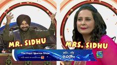The Kapil Sharma Show July 2, 2016 Mrs Sidhu Shayari on Kapil Sharma Sho...