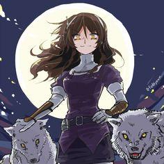 狼さんと足柄さん [1]