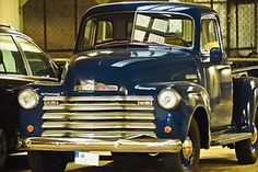 Automatique, Chevrolet, Oldtimer