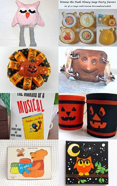 Owl Host a Party by Sandy Lamontagne on Etsy #Halloween #Maineteam #October